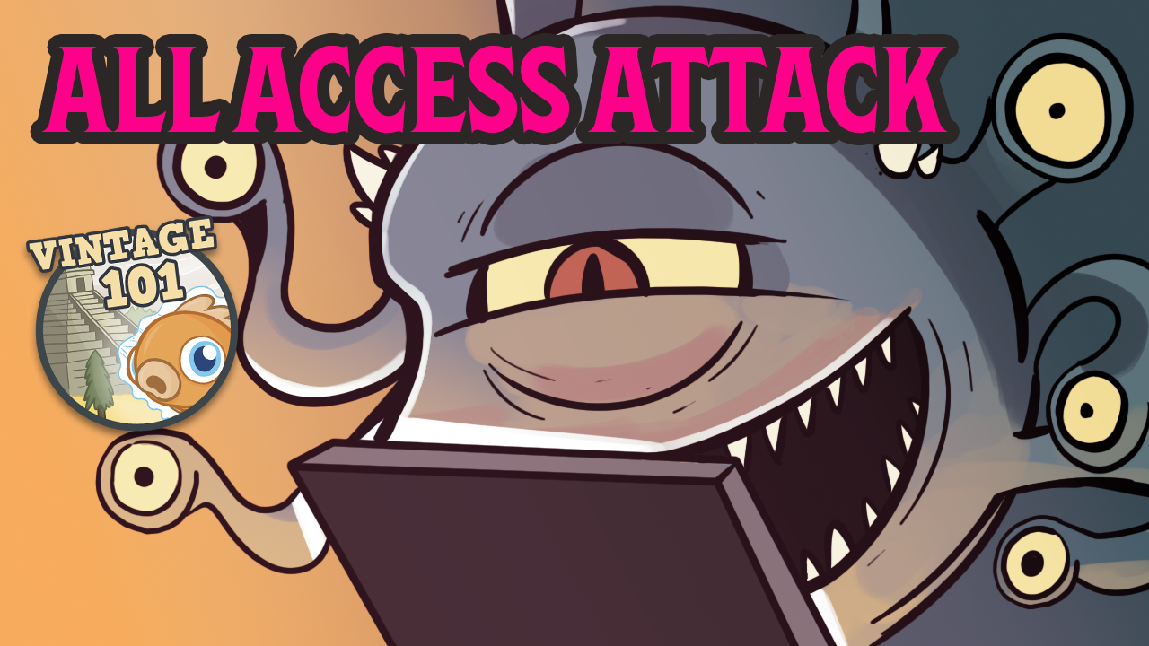 Image for Vintage 101: All Access Attack