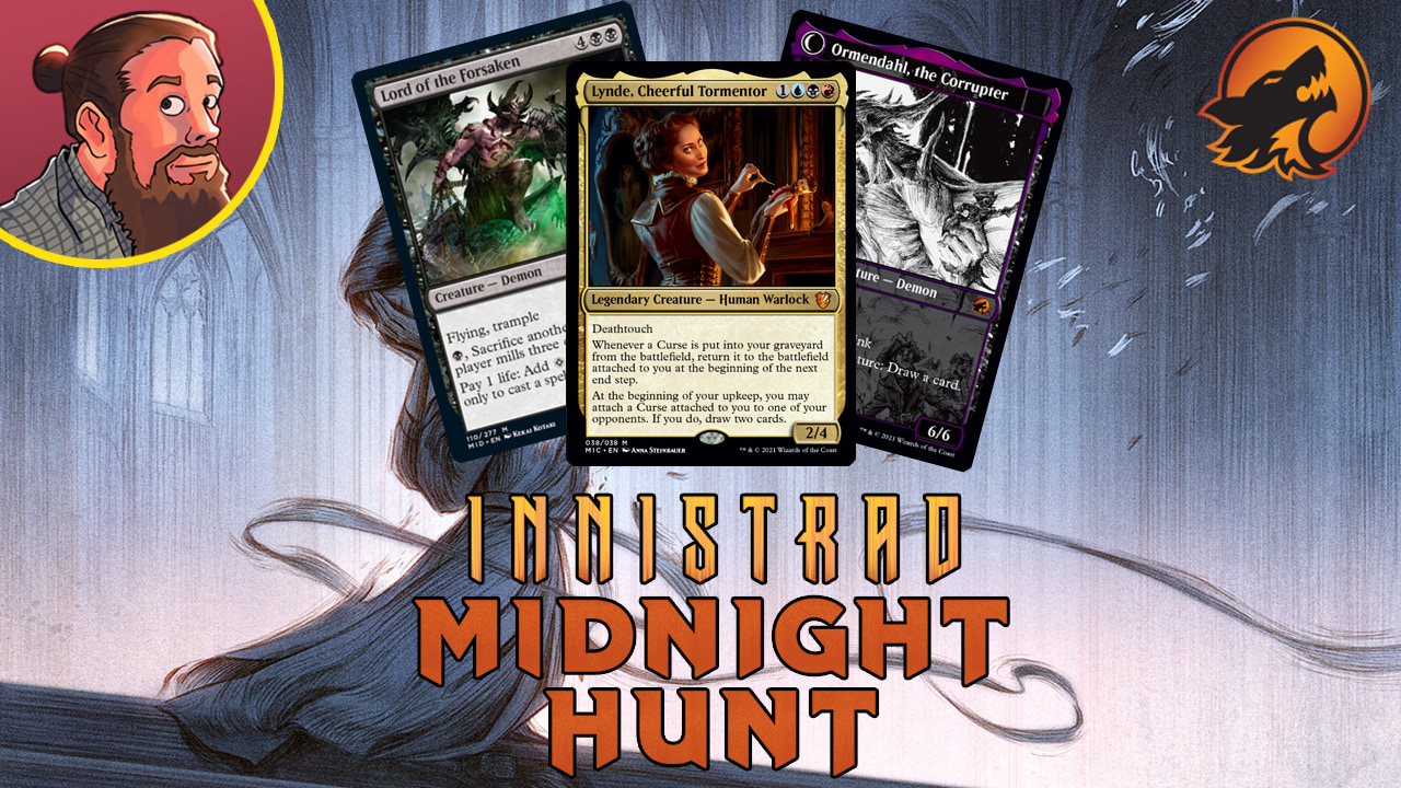 Image for Innistrad: Midnight Hunt Spoilers — September 10 | The Last Mythics