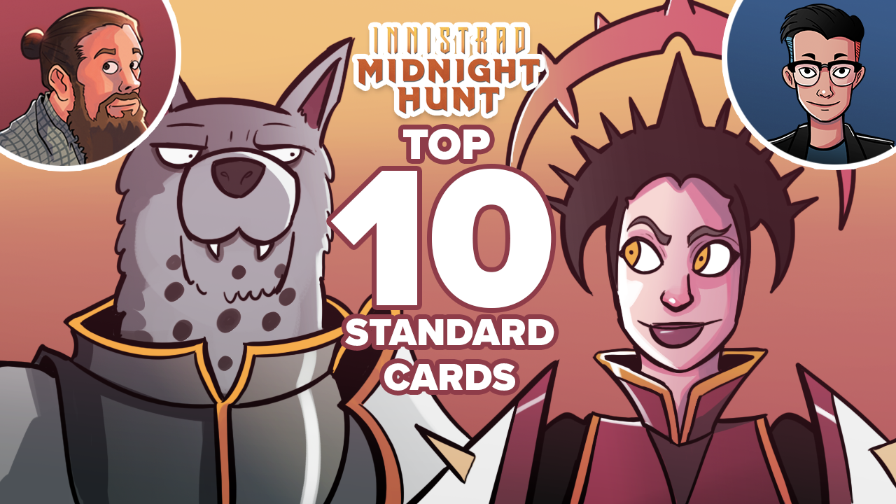Image for Innistrad: Midnight Hunt   Top 10 Standard Cards