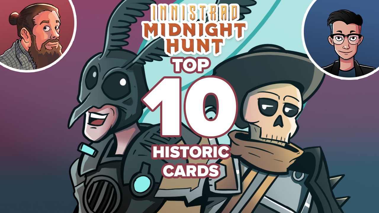 Image for Innistrad: Midnight Hunt | Top 10 Historic Cards