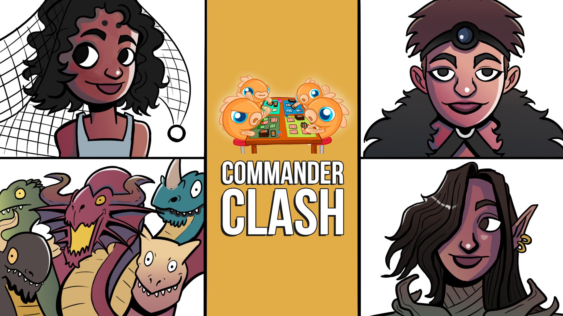 Image for Commander Clash S11 E5: CEDH