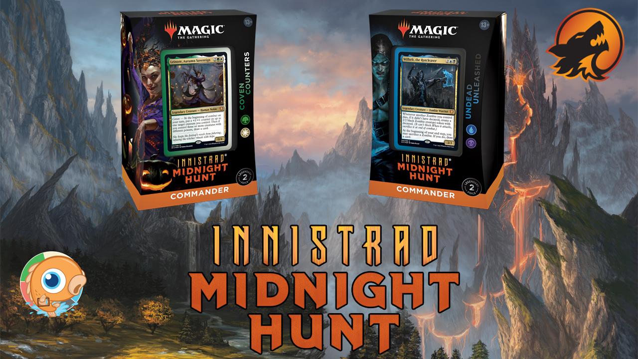 Image for Innistrad: Midnight Hunt Commander Decklists