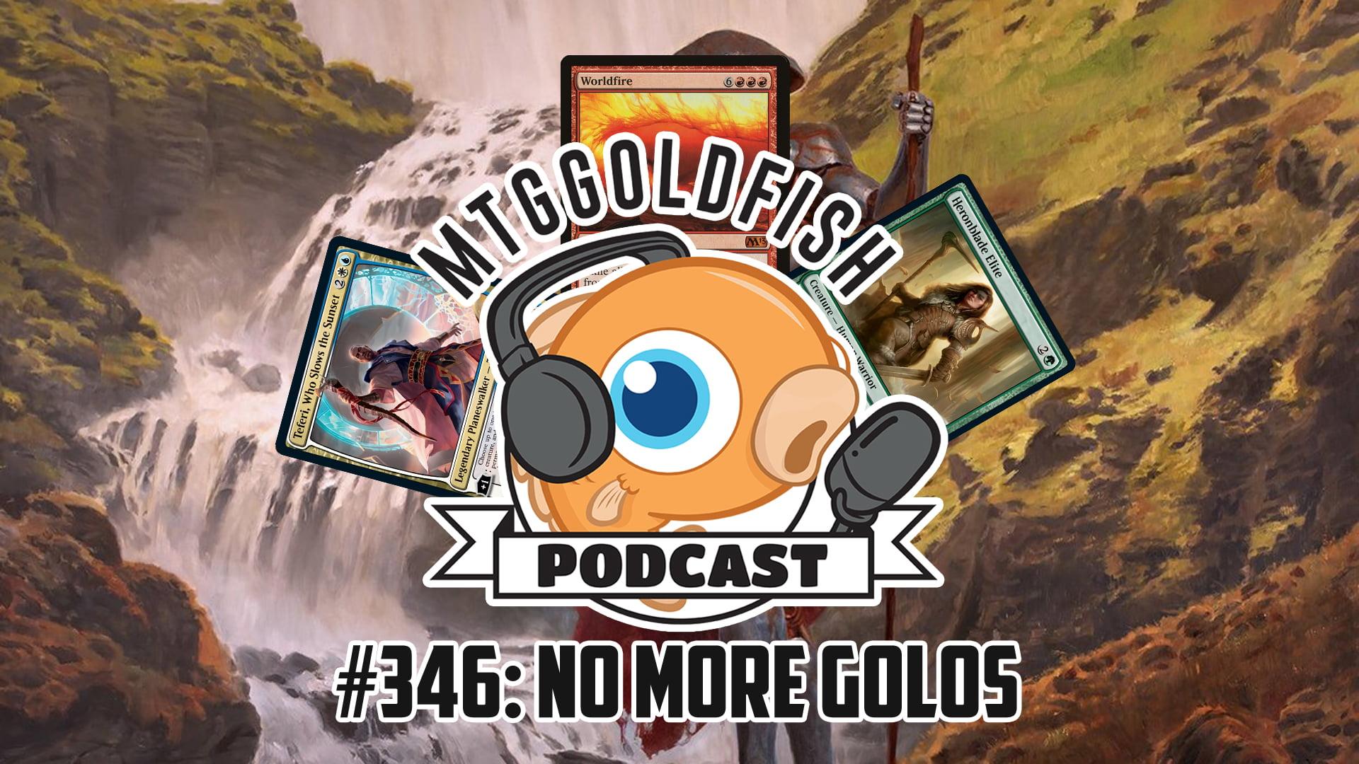 Image for Podcast 346: No More Golos