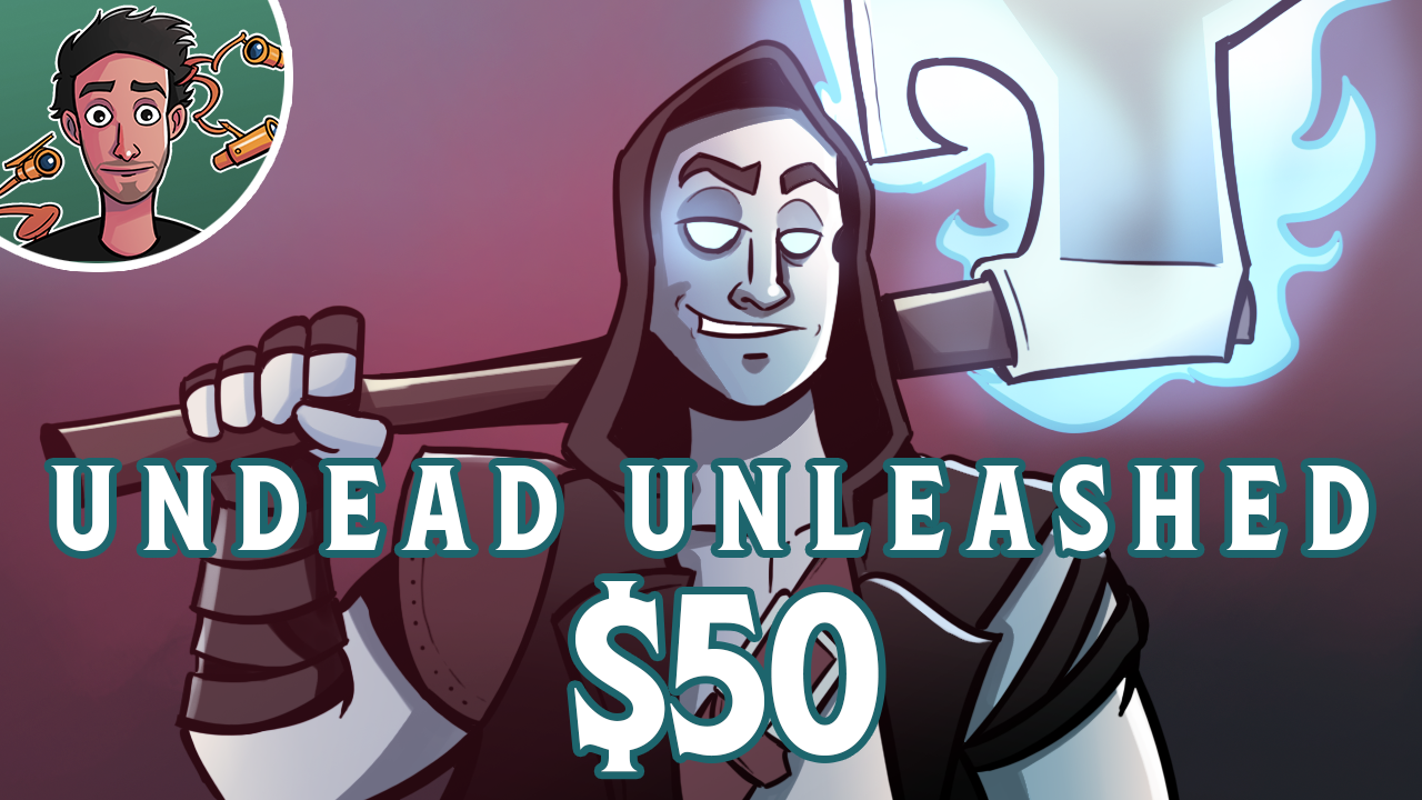 Image for Precon Upgrades for Undead Unleashed | $50 | Wilhelt | Zombie Tribal | Sacrifice | MIC