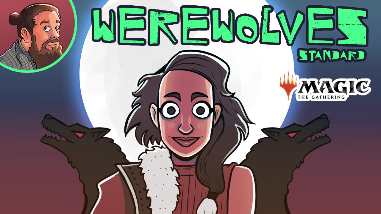 Image for Much Abrew: GR Werewolves (Innistrad: Midnight Hunt Standard)