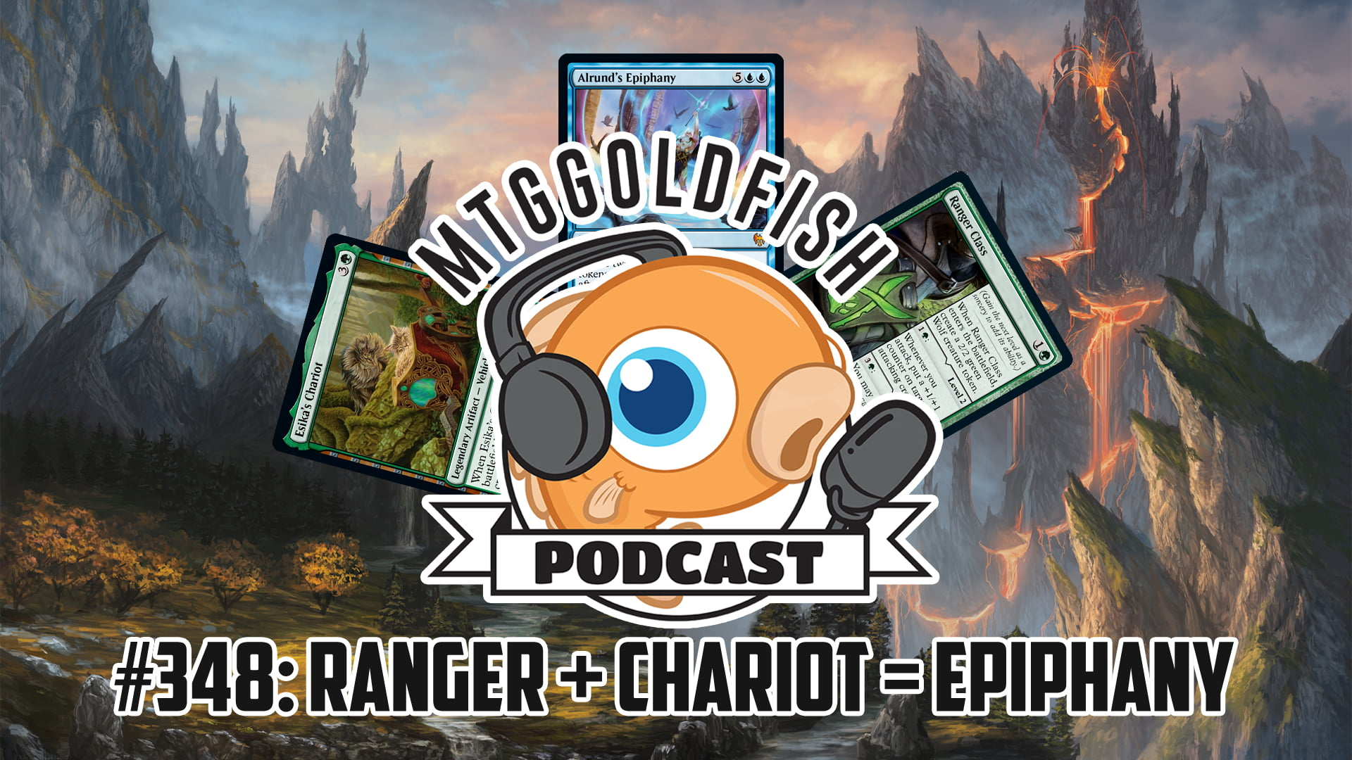 Image for Podcast 348: Ranger + Chariot = Epiphany