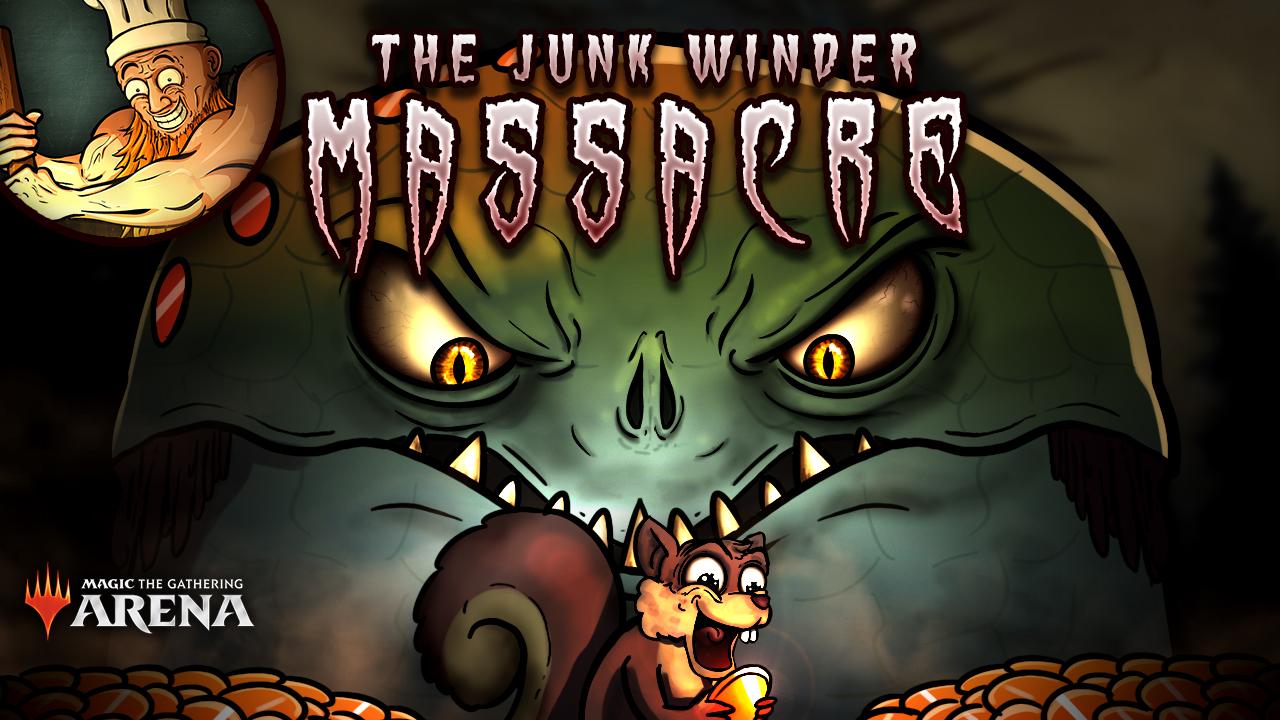 Image for Brewer's Kitchen: The Junk Winder Massacre