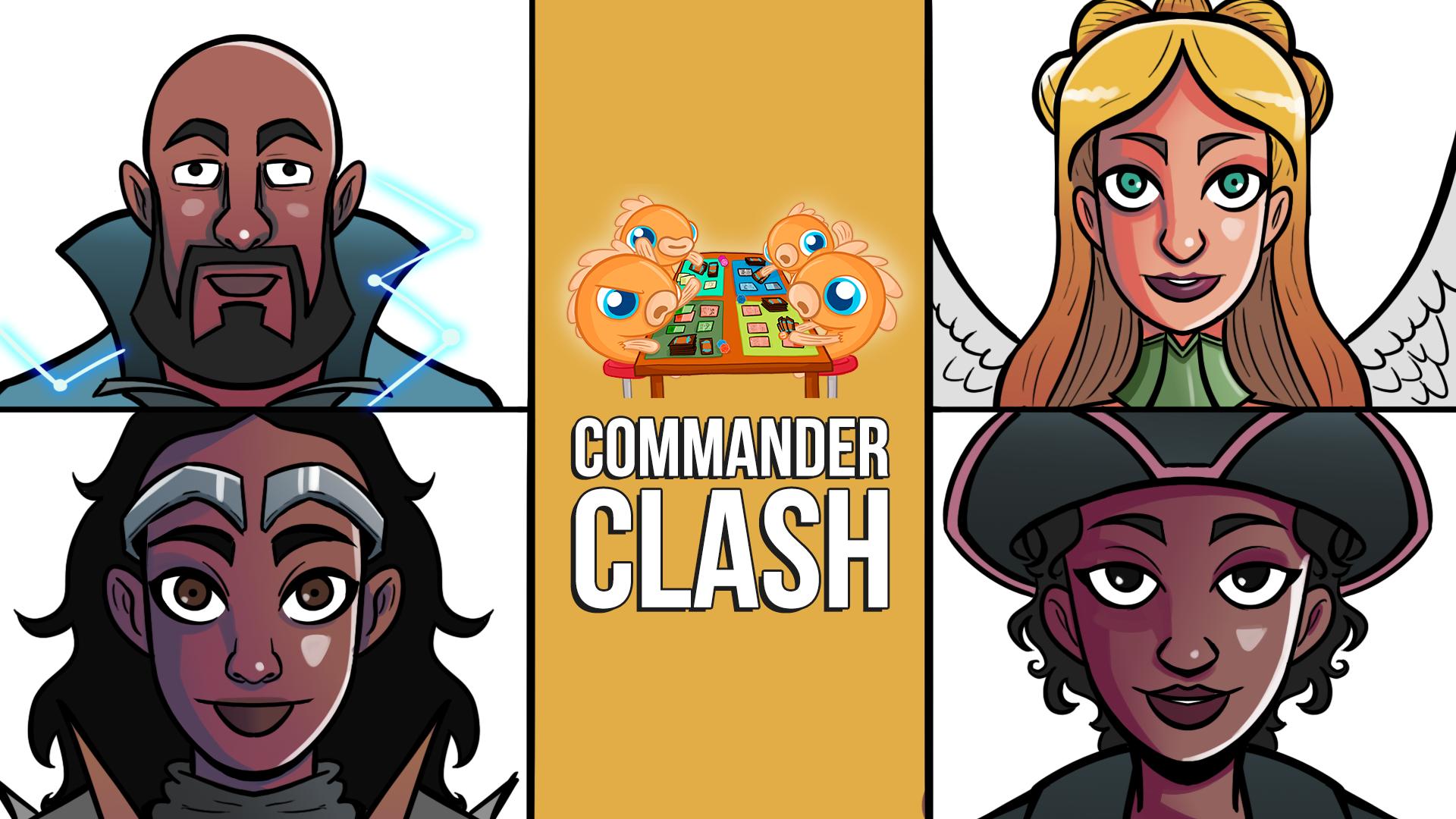 Image for More Innistrad: Midnight Hunt   Commander Clash S11E09