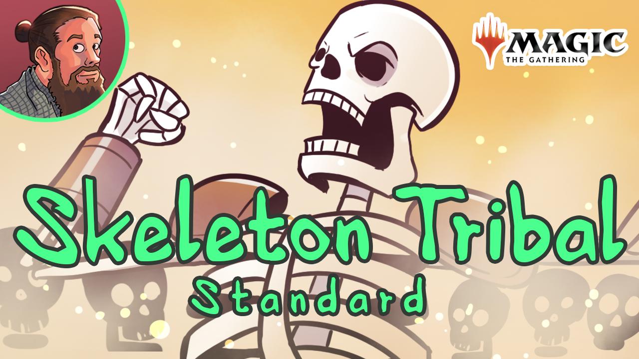 Image for Budget Magic: Skeleton Tribal (Standard)