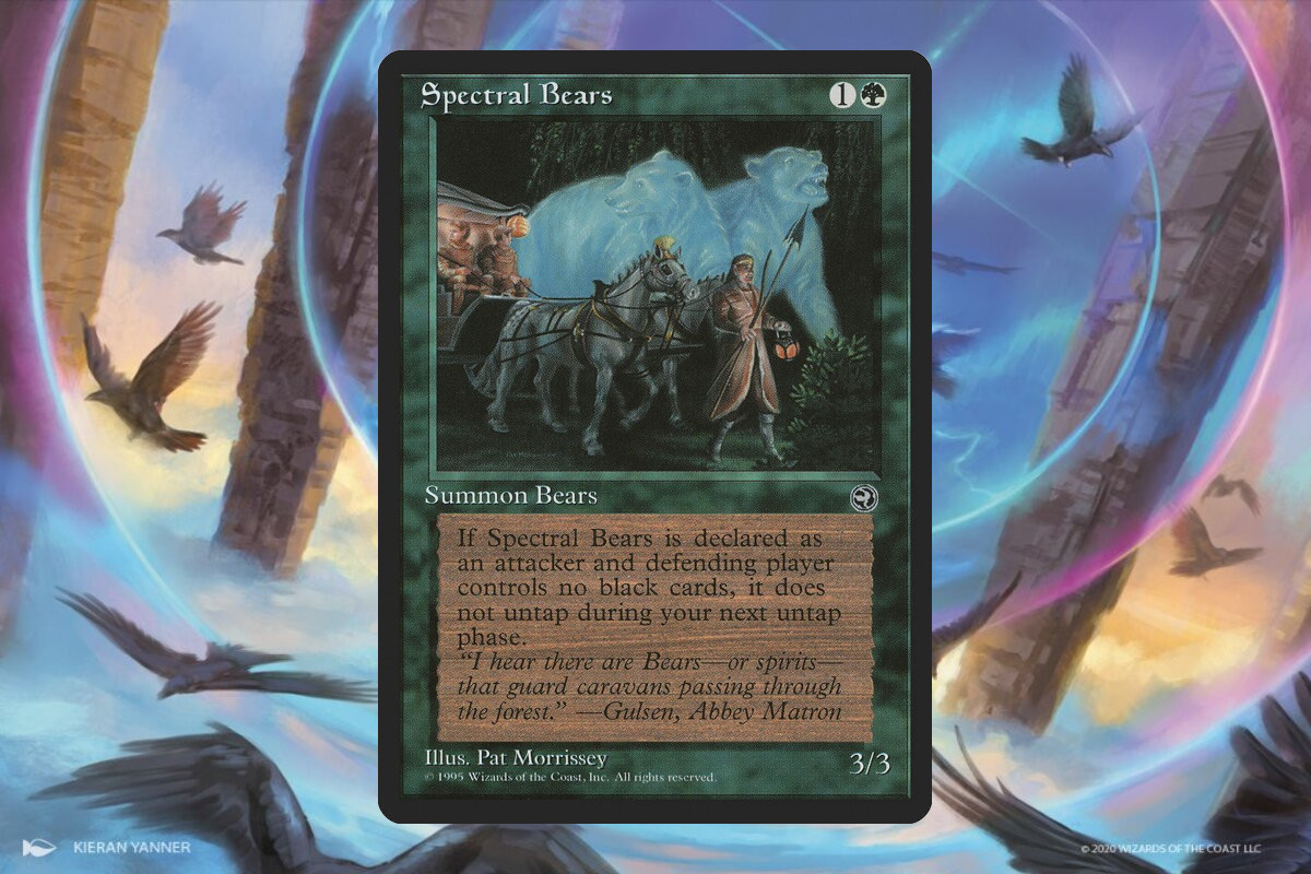 Image for Power Creep, Spectral Bears, and Alrund's Epiphany