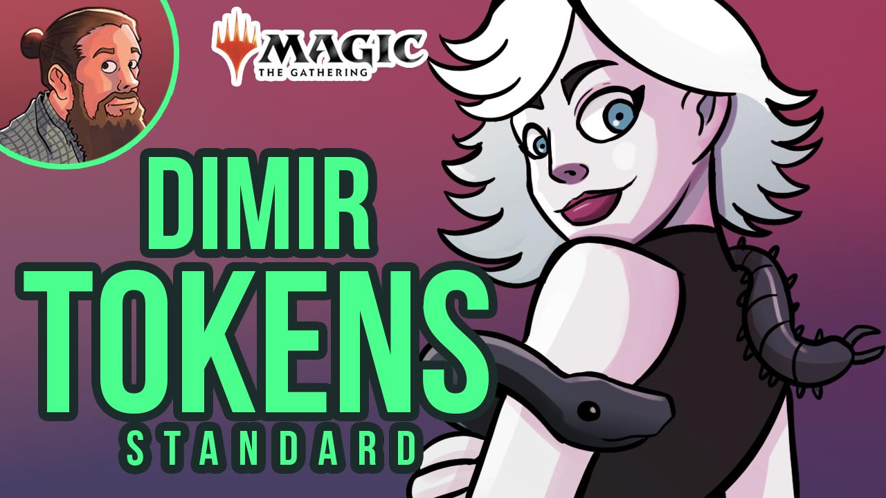 Image for Budget Magic: Dimir Tokens (Standard)