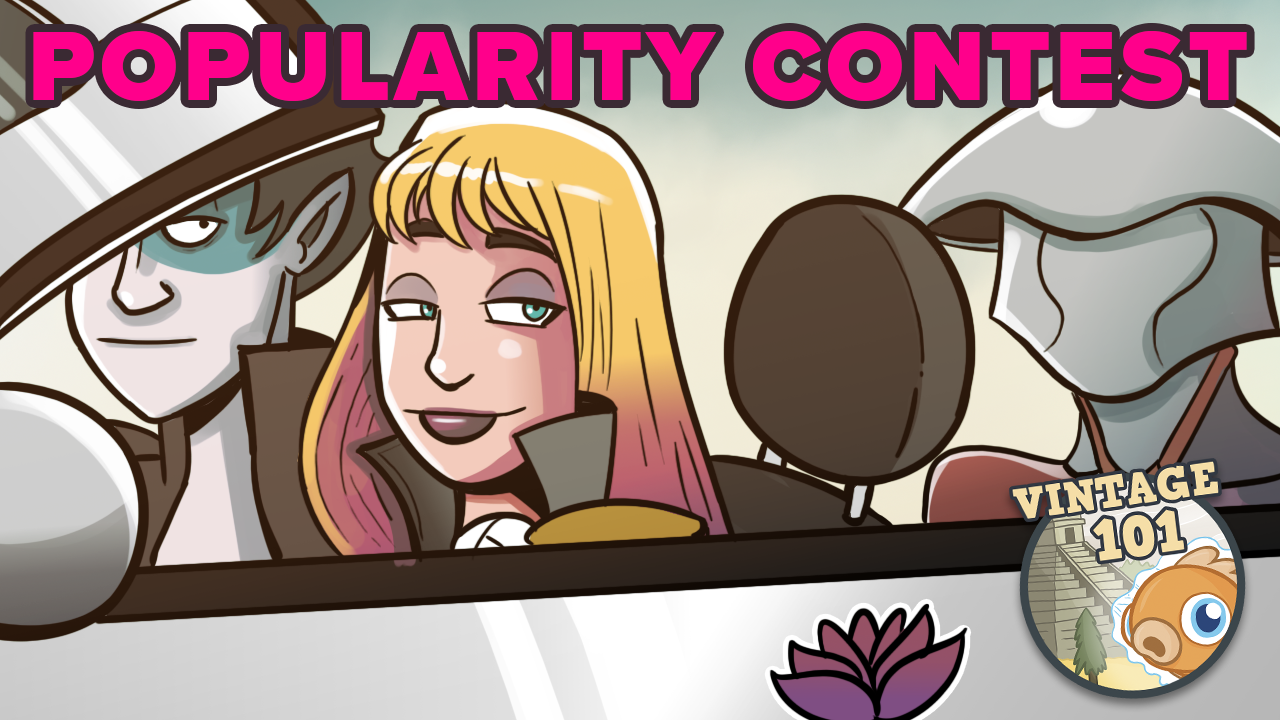 Image for Vintage 101: Popularity Contest