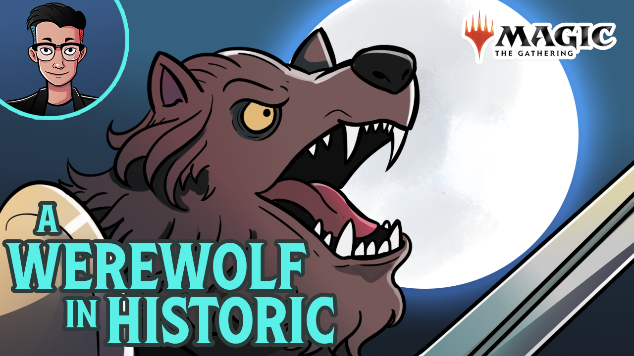 Image for Single Scoop: Werewolf in Historic