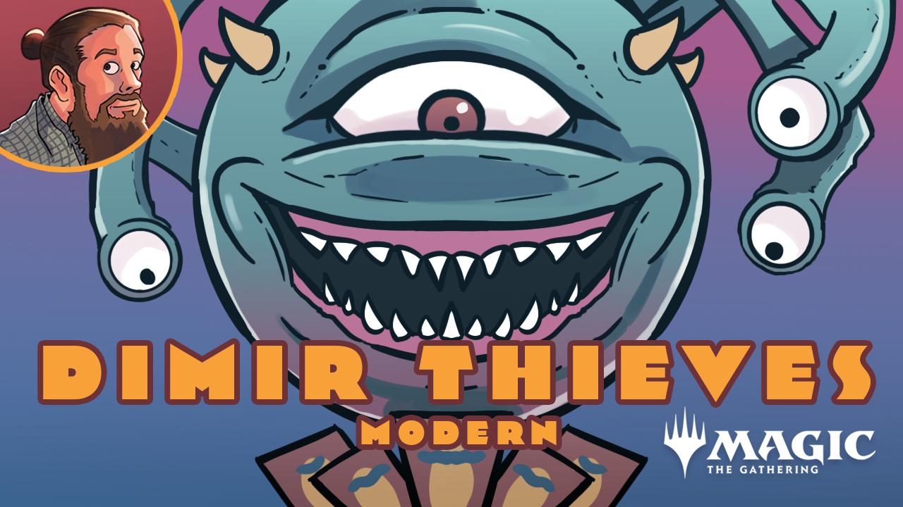 Image for Budget Magic: Dimir Thieves (Modern)
