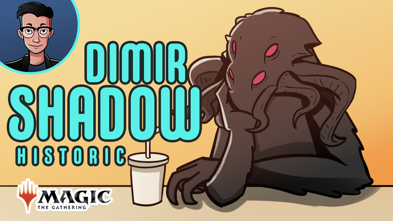 Image for Single Scoop: Dimir's Shadow (Historic, Magic Arena)