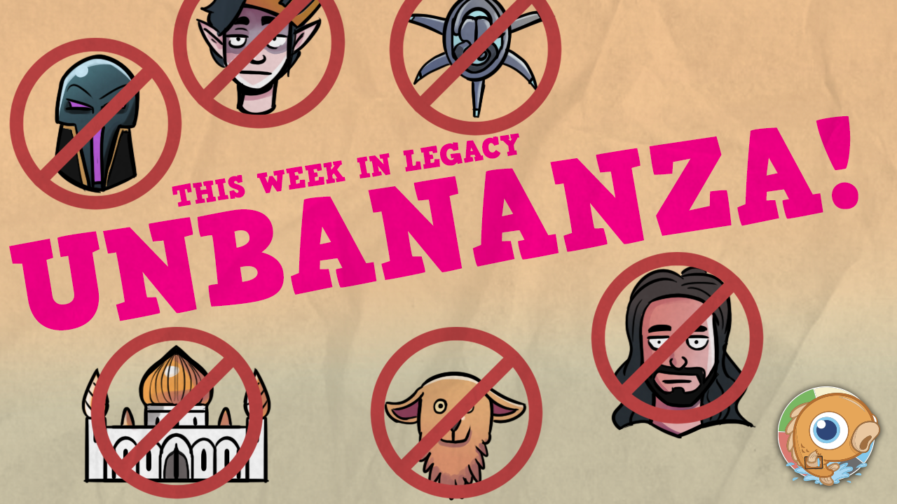 Image for This Week in Legacy: Unbananza!
