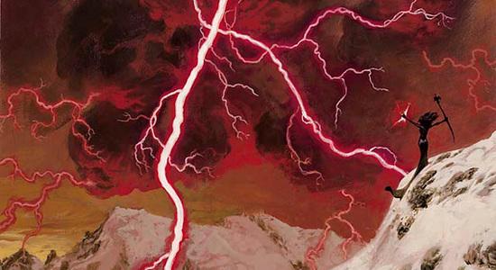Image for Budget Magic: $67 (13 tix) Modern Mono-Red Burn