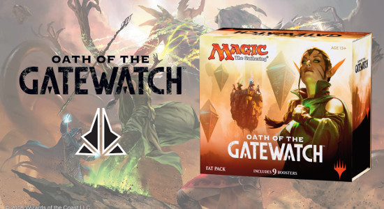 Image for Oath of the Gatewatch Fat Pack Giveaway