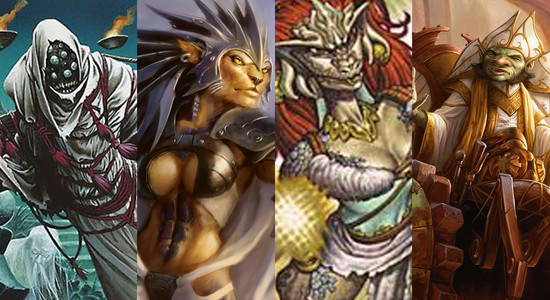 Image for Commander Clash 6: Mono Color - Shirei, Kemba, Shizuko, Daretti