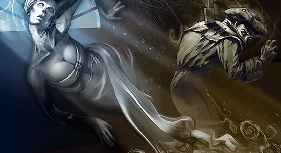 Image for Budget Magic: $95 (36 tix) Modern White-Black Tokens