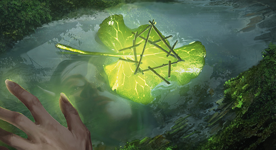 Image for Sylvan Scrying FNM Promo