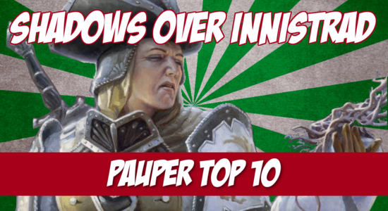 Image for Top 10 Pauper Cards in Shadows over Innistrad