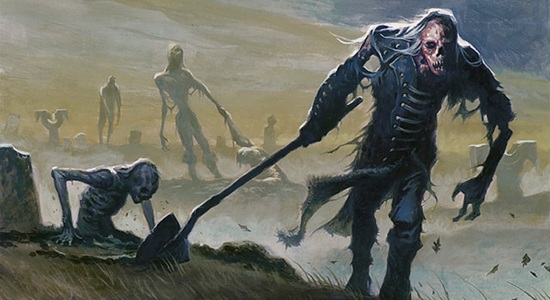 Image for Playing Pauper: Zombies