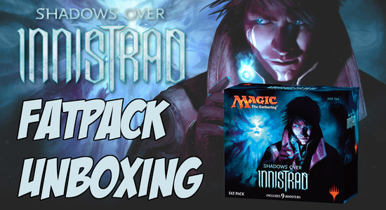 Image for Shadows over Innistrad Fat Pack Unboxing