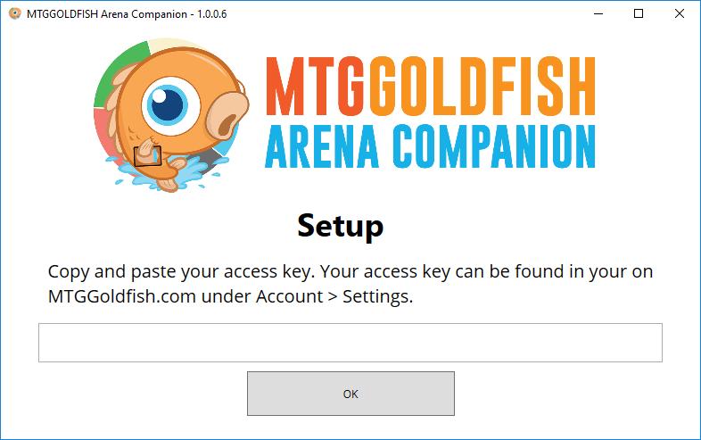 MTGGoldfish Arena Companion App