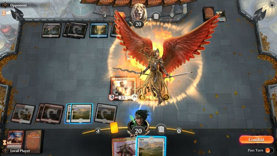 Just Be Honest With Us, Magic Arena