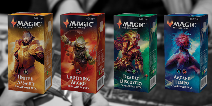2019 Challenger Decks: Ranking and Rating