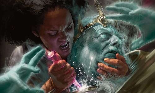 Kaya assassinating Brago