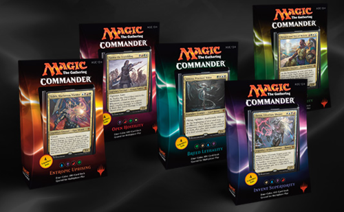 Top 12 Mtggoldfish Commander Decks - Gorgeous Tiny