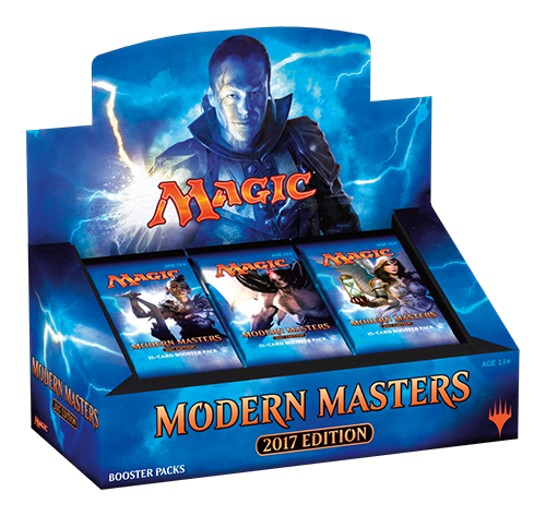 Image result for modern masters 2017