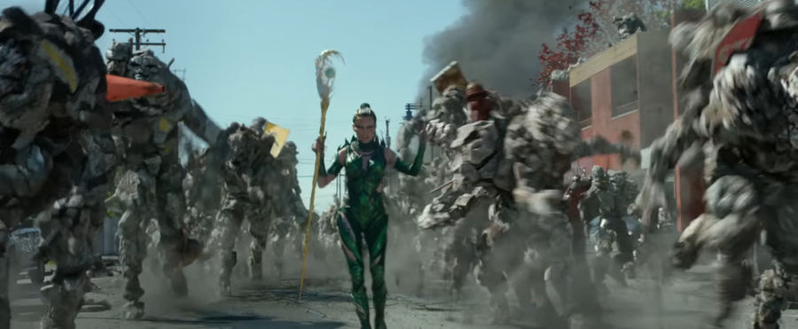 Nissa Revane in Power Rangers